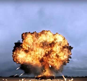 Perito IRD Explosiones - Perito Judicial GROUP