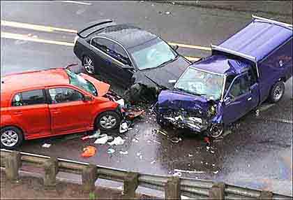 Accidentes de Automovil - Perito de Accidentes de Autos