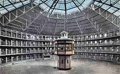 Prision - Perito en Prisiones