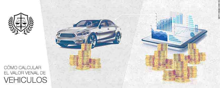 Como calcular el valor venal vehiculo