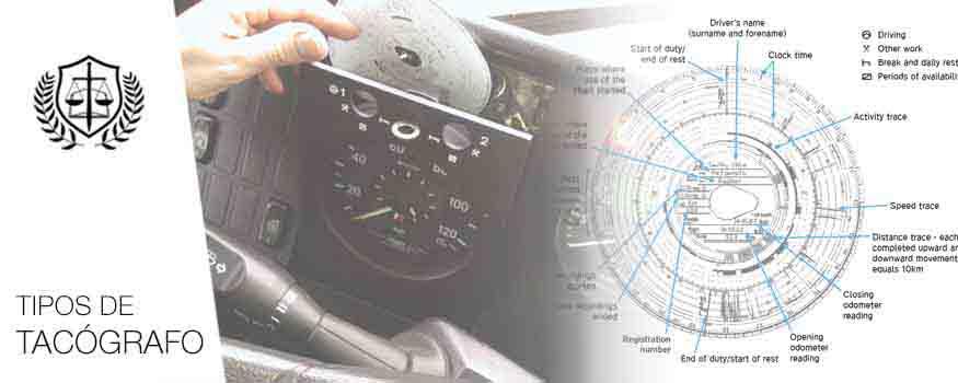 Tipos de Tacografo - Tacografo analogico y tacografo digital