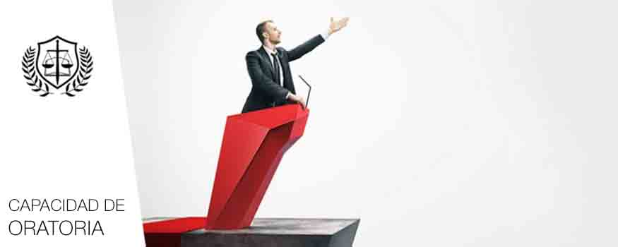 Capacidad de oratoria