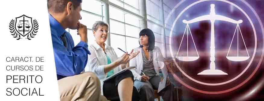 Caracteristicas cursos peritaje social