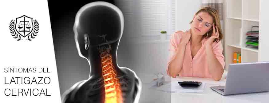 Sintomas Latigazo Cervical