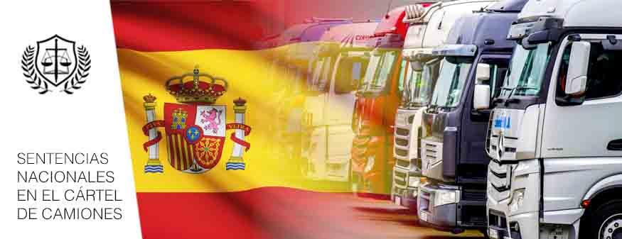Sentencias España Cartel Camiones noticias