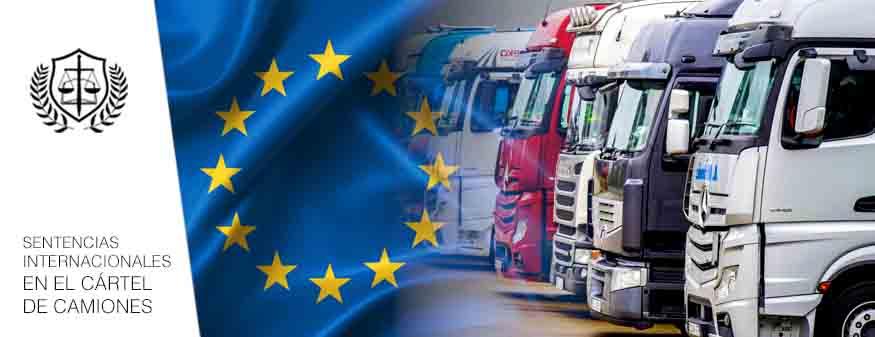 Sentencias Internacionales cartel camiones