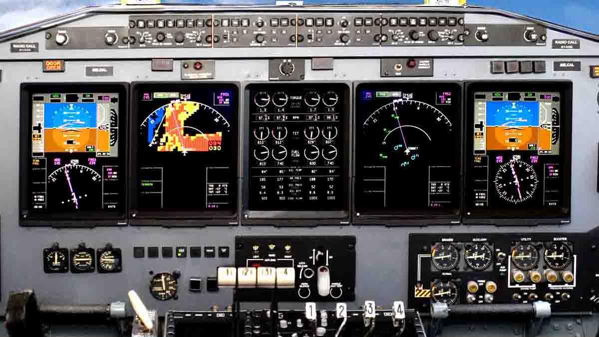 Perito en Aviónica o revisiones de aeronaves