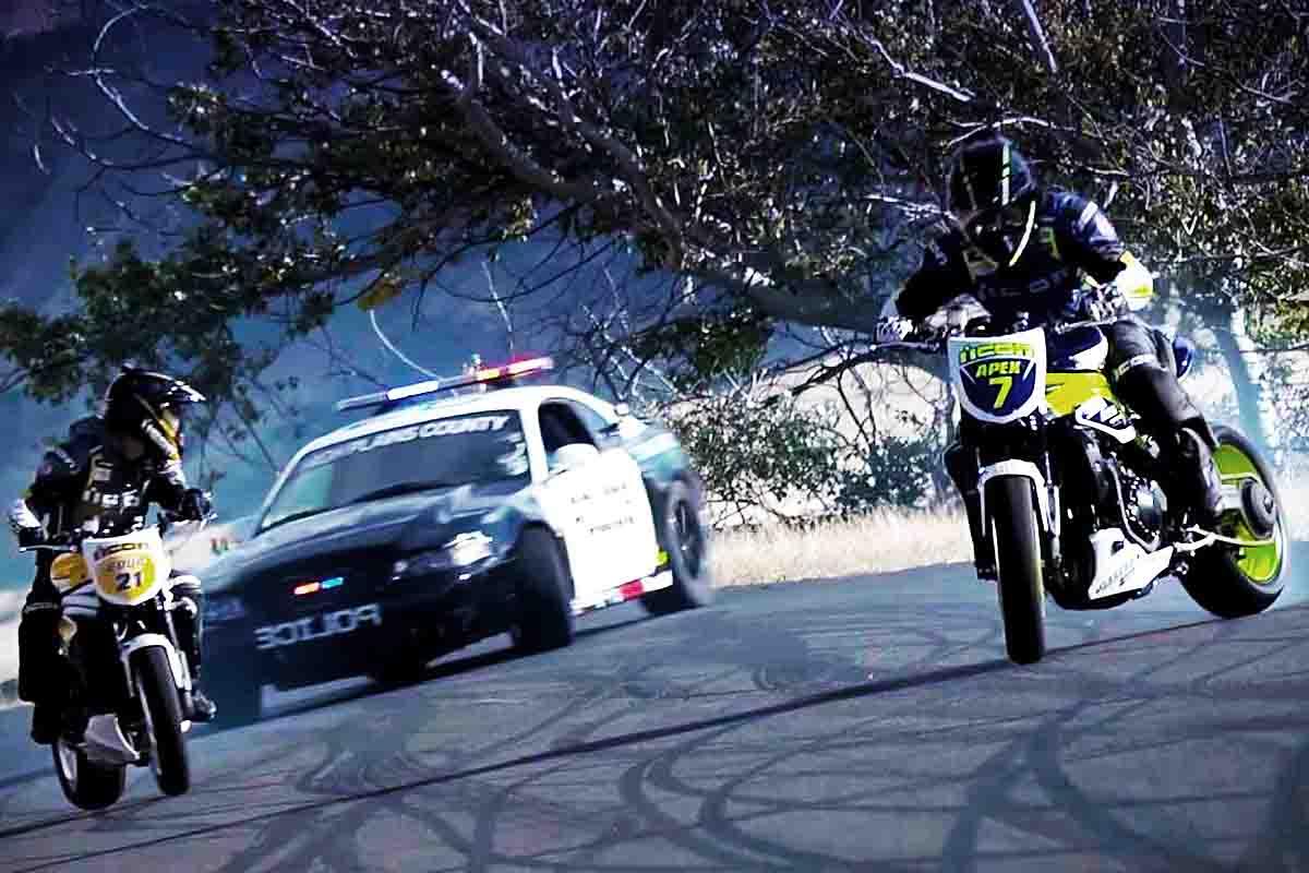 Perito carreras ilegales de coches y accidentes