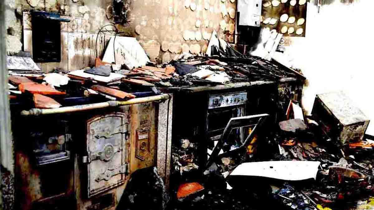 Perito Daños por Fuego: indemnización, seguro, reclamación