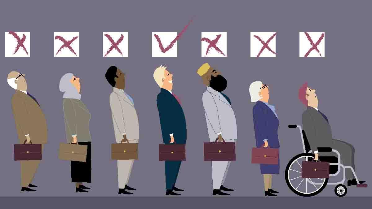 Peritaje sobre discriminación en el trabajo o por sexo