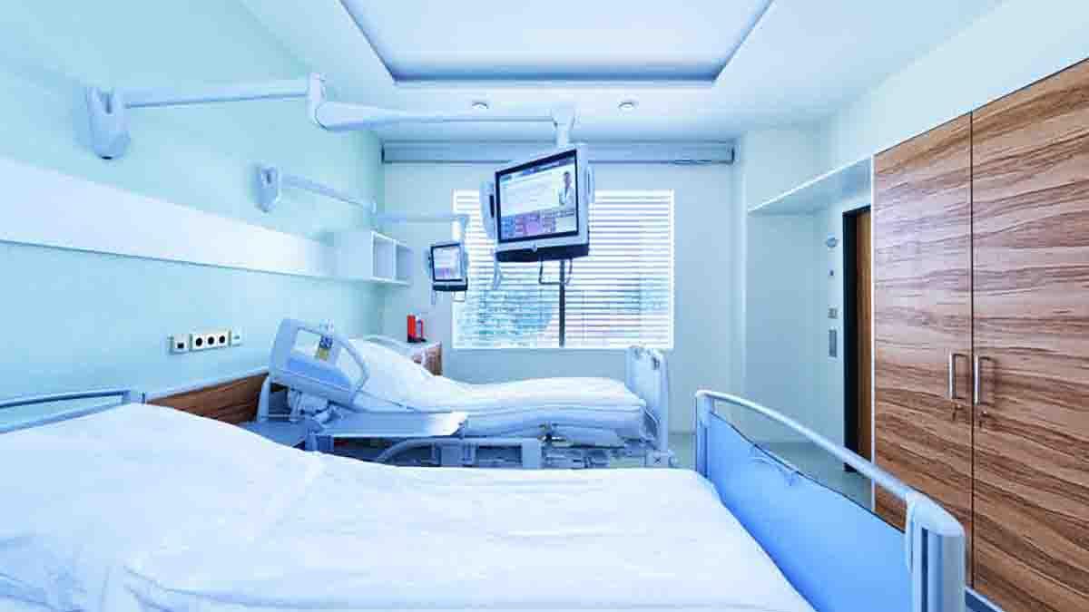 Perito en Hospitales. Atención sanitaria deficiente
