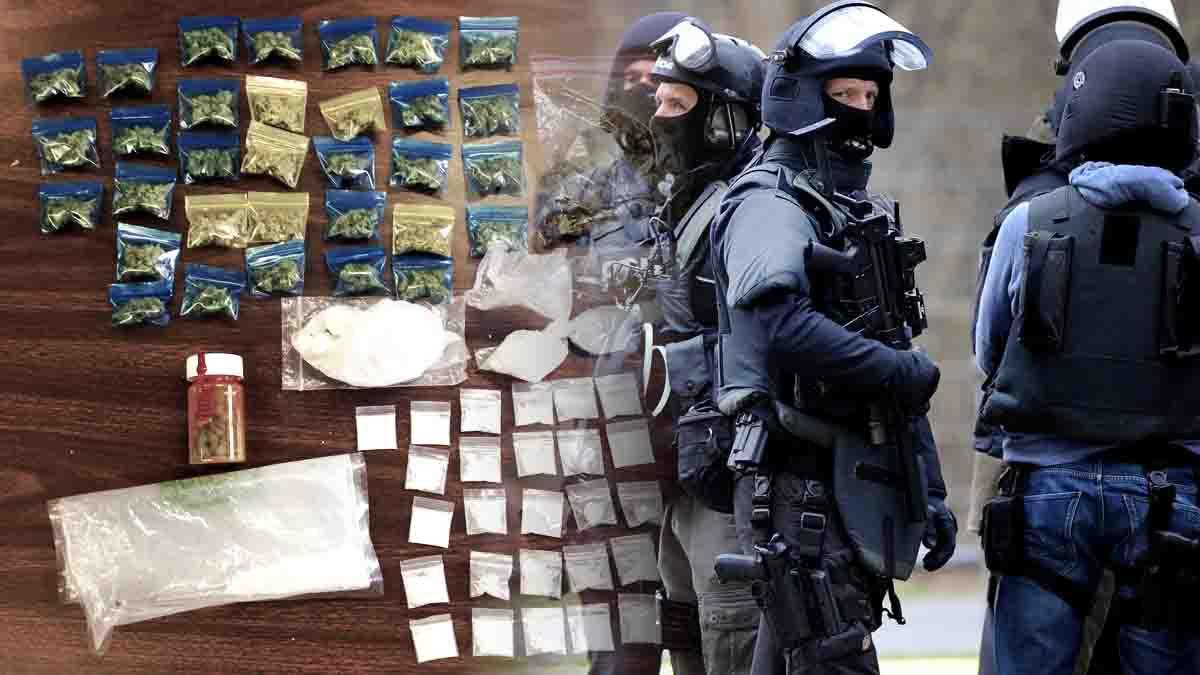 Incautación de drogas. La defensa pericial