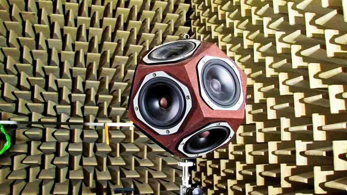Perito en Ingeniería Acústica, diseño, reberberación