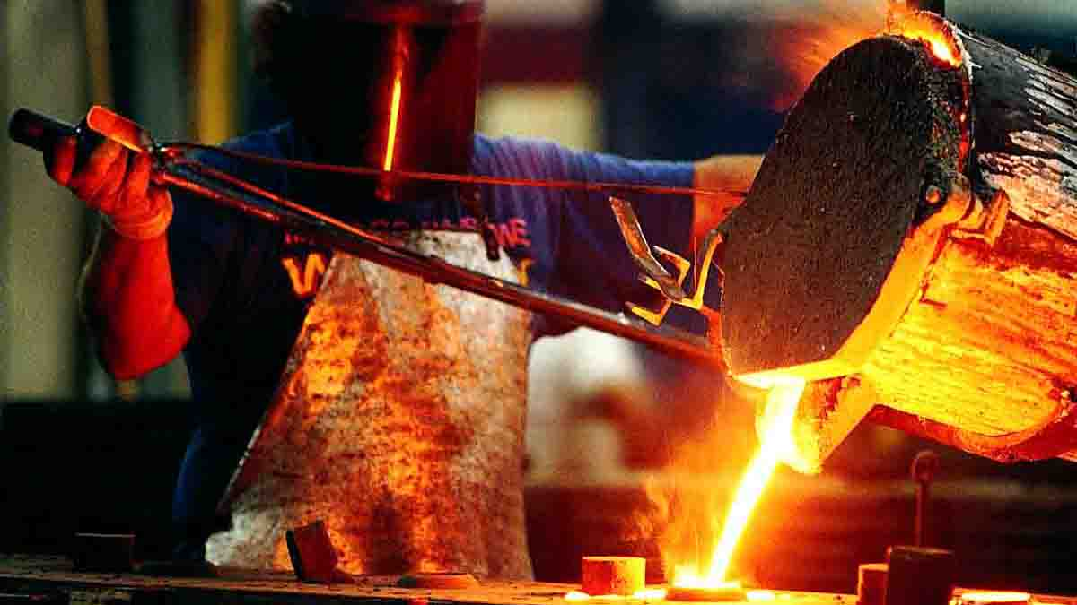 Perito en Ingeniería Metalúrgica y metales, procedimientos