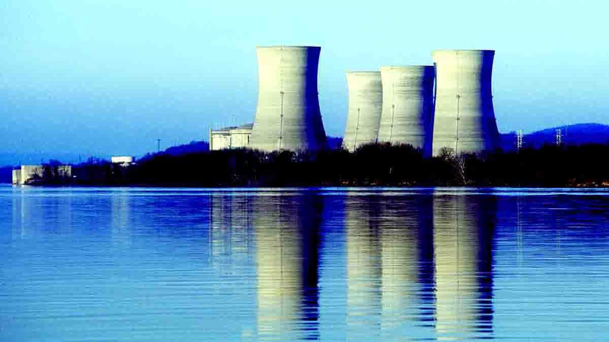 Problemas con energía nuclear, contaminación radioactiva