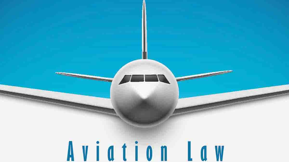 Ley de Aviación Civil, reglamento del transporte aéreo