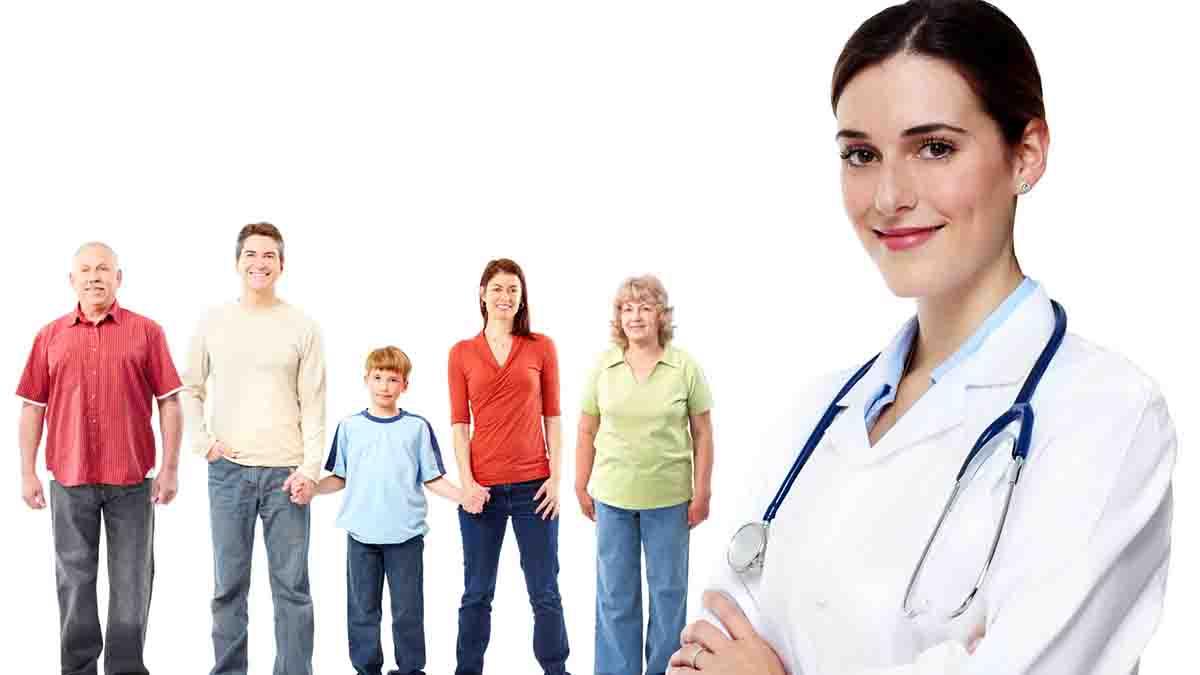Perito en Medicina de Familia y comunitaria. Problemas