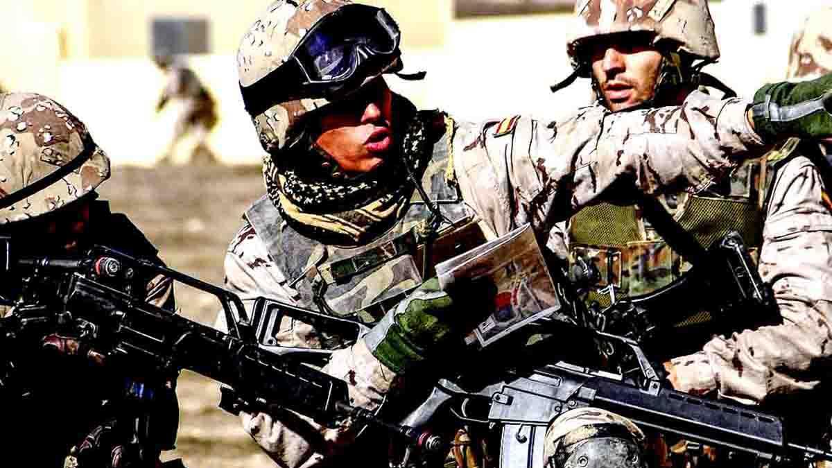 Peritos Militares en Ciencia y funcionamiento militar