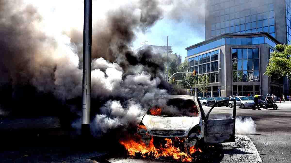 Perito en Muerte por Incendio, humo, quemaduras