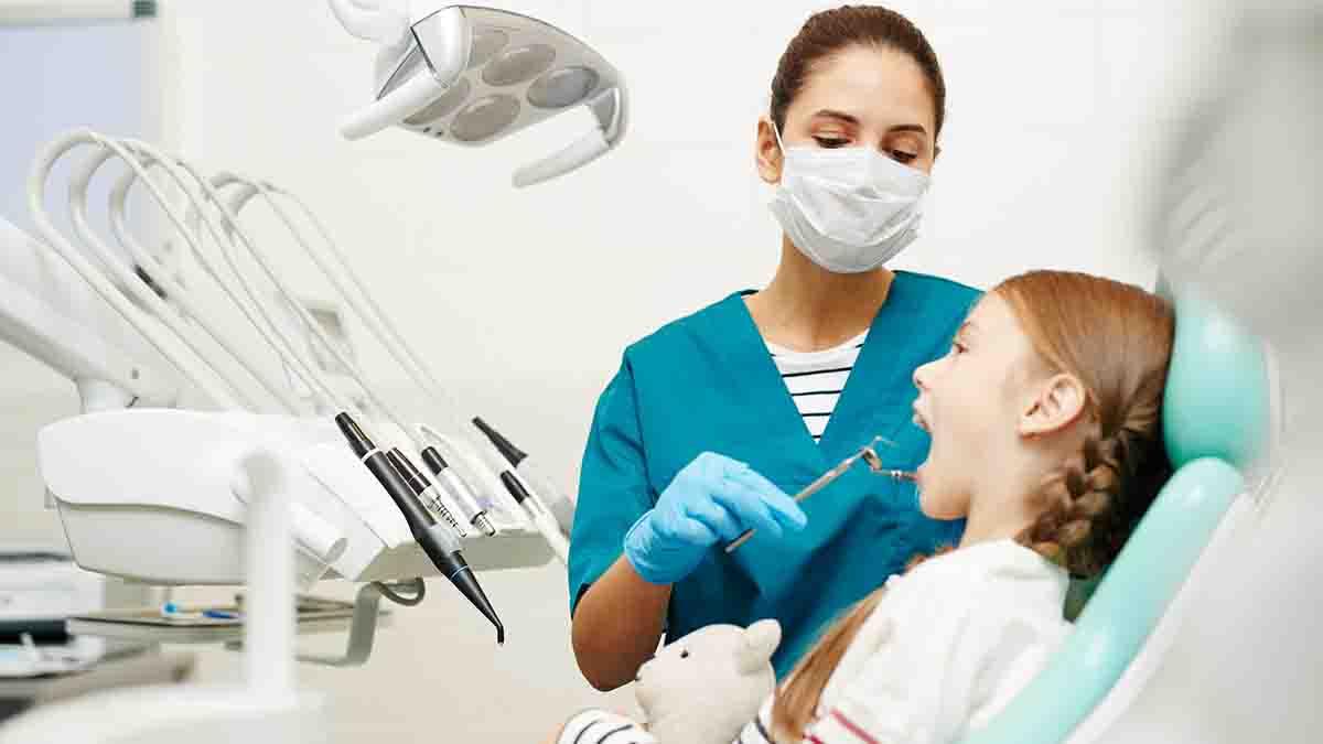 Perito en Odontología Pediátrica. Lesiones y negligencias