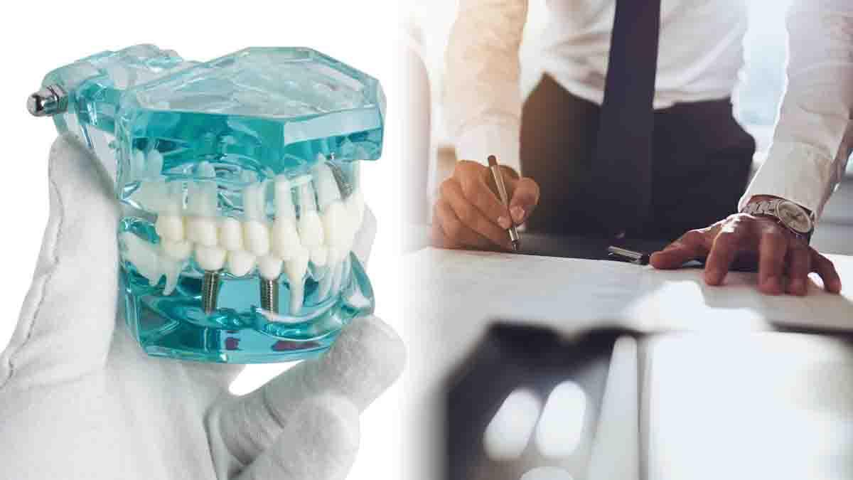 El Peritaje Dental y cómo saber si sufres un caso de negligencia médica