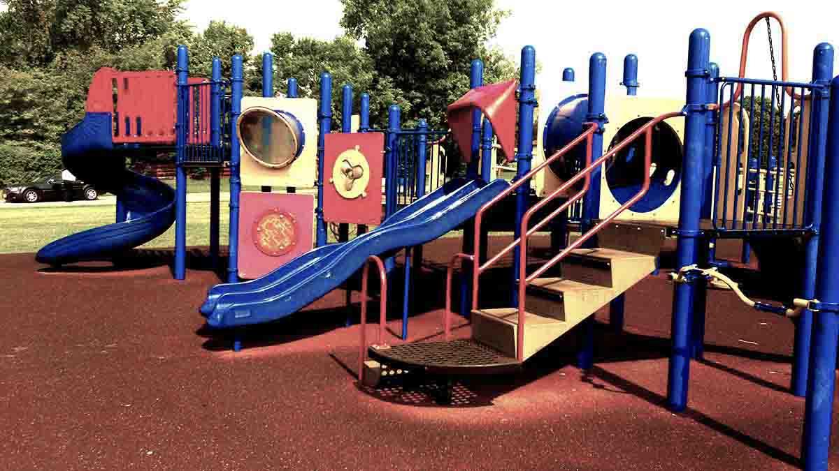 Seguridad en Parque Infantil