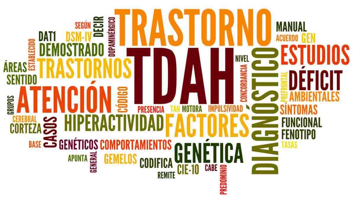 Trastorno de Déficit de Atención e Hiperactividad (TDAH)