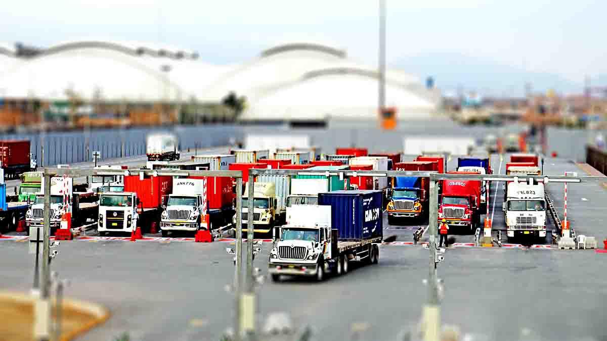 Perito en Terminales de Camiones. Funcionamiento y seguridad