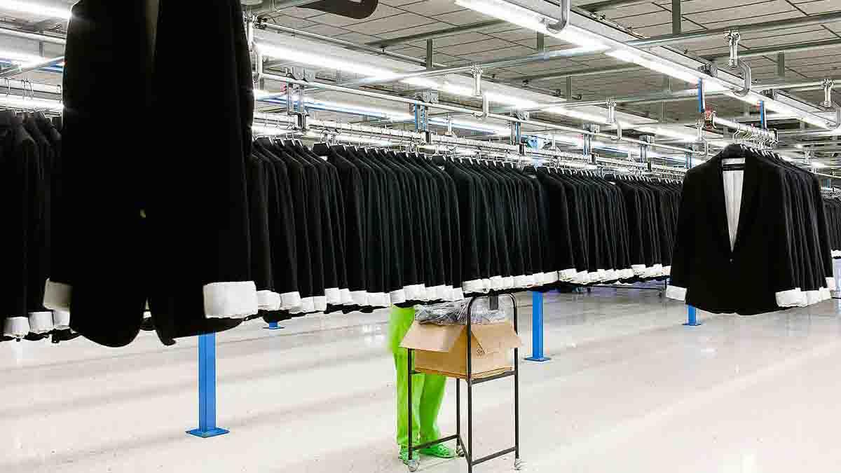 Perito en Valoración en Industria Textil: daños y defectos