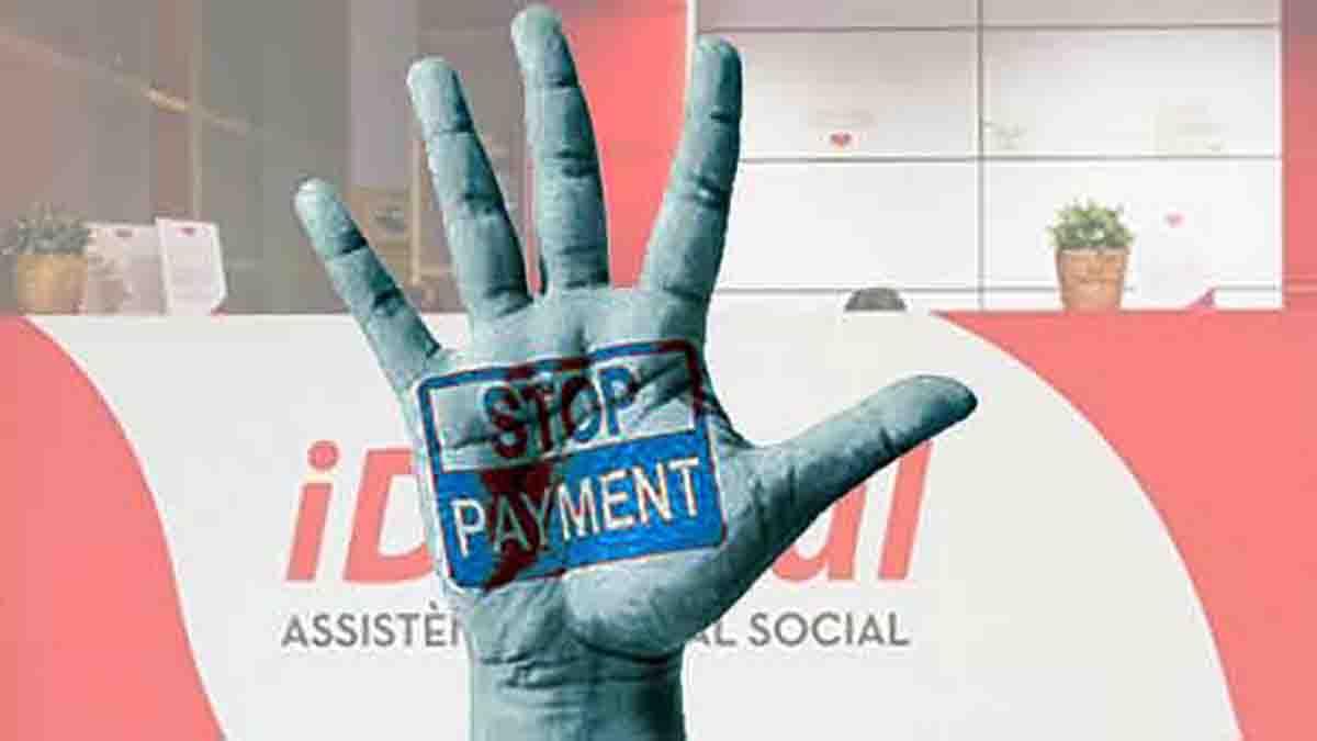 Cómo dejar de pagar el préstamo con iDental
