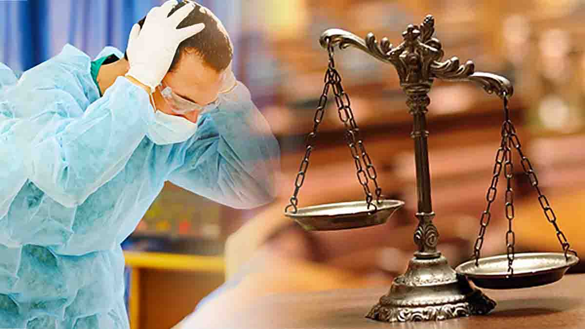 Mala Praxis médica, legal, bancaria, y Lex artis profesional