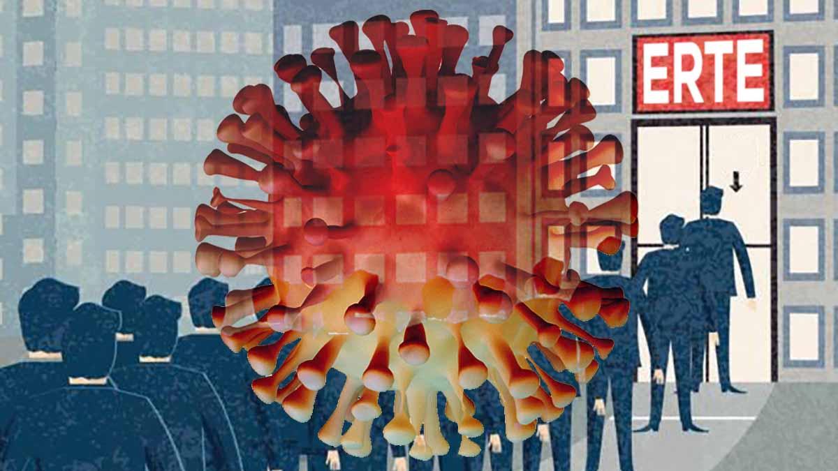 ERTE en tiempos del Coronavirus y la necesidad de un informe pericial