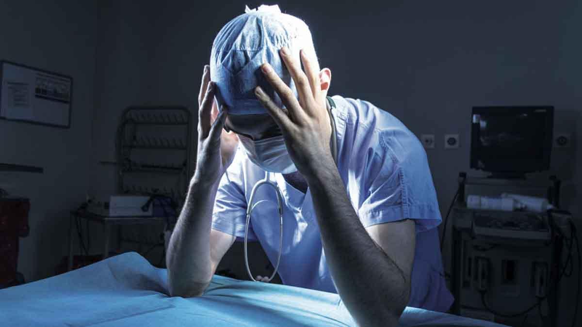 El Error Médico. ¿Es siempre negligencia?
