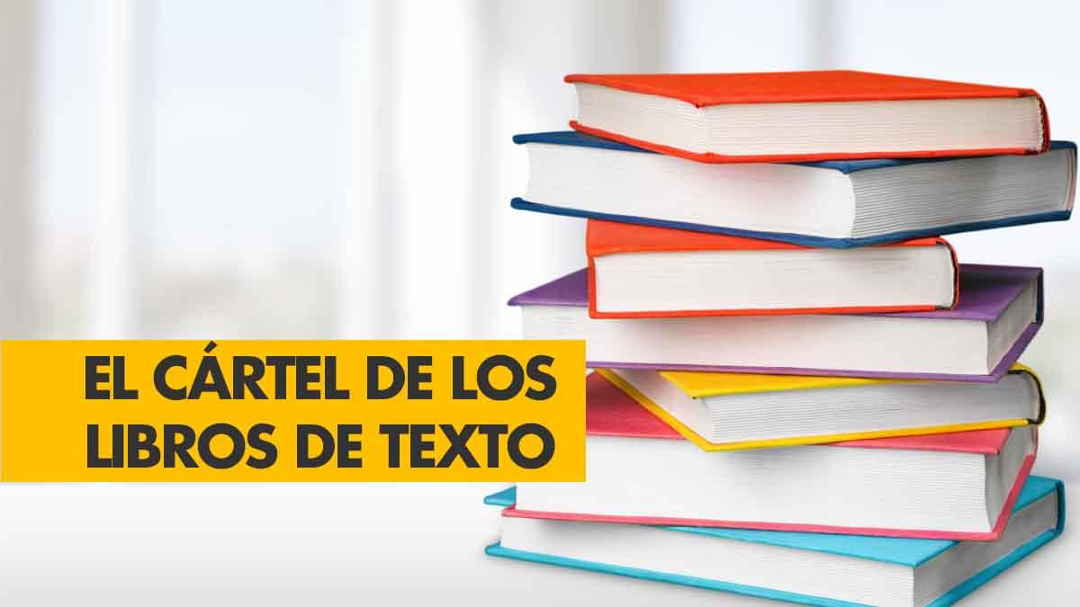 Informe pericial del Cártel de libros de texto contra las 40 Editoriales