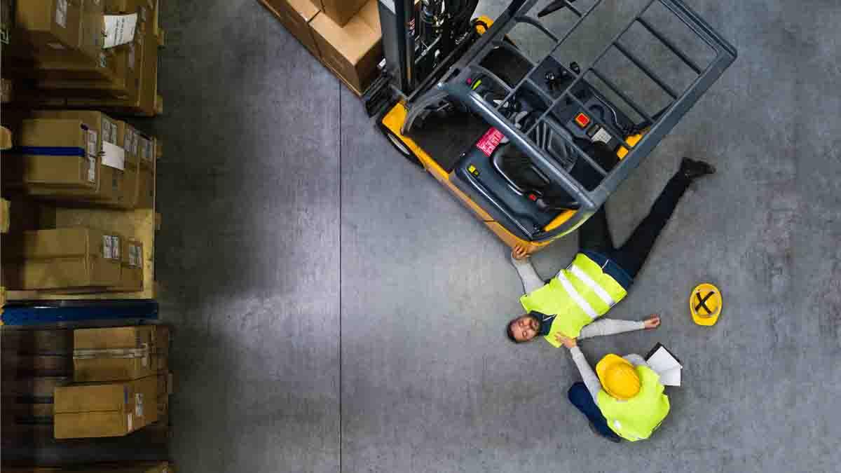 Cuándo considerar Accidente laboral. Baja e Indemnizaciones