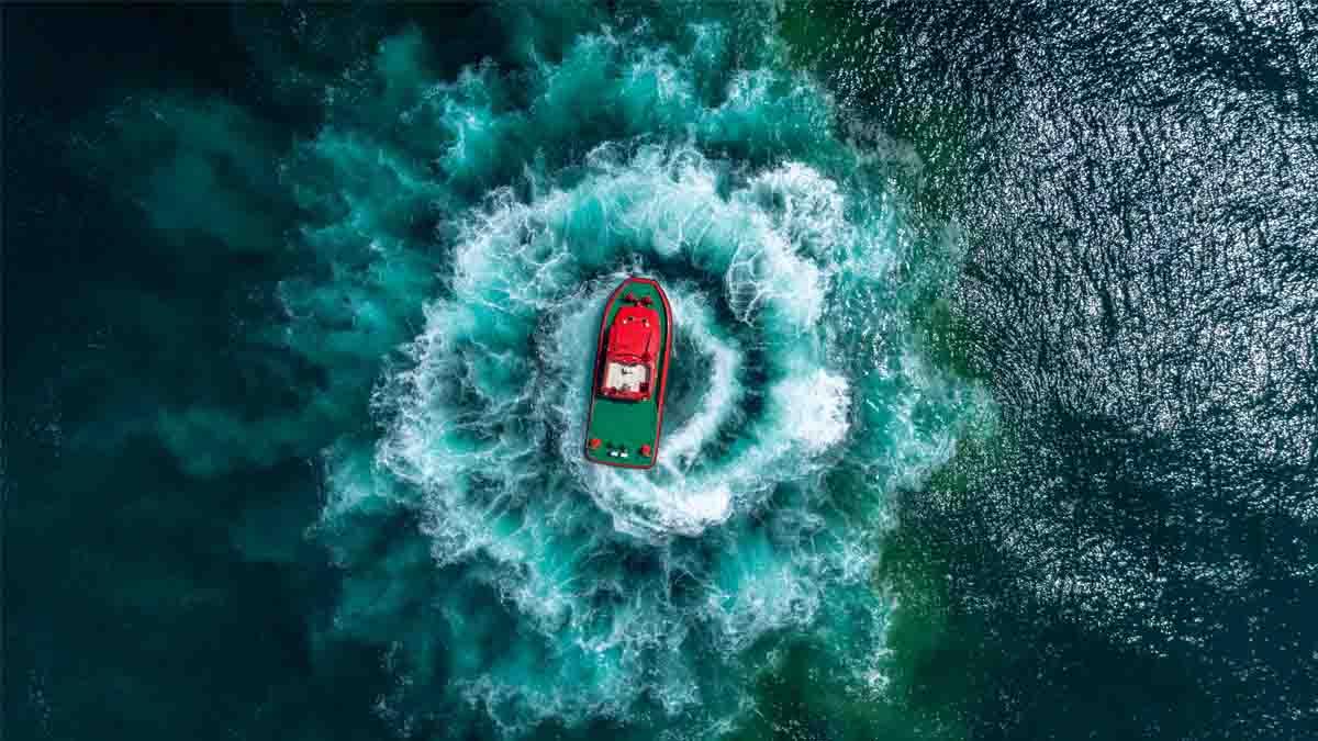 Accidente de Navegación o Accidente de Barco