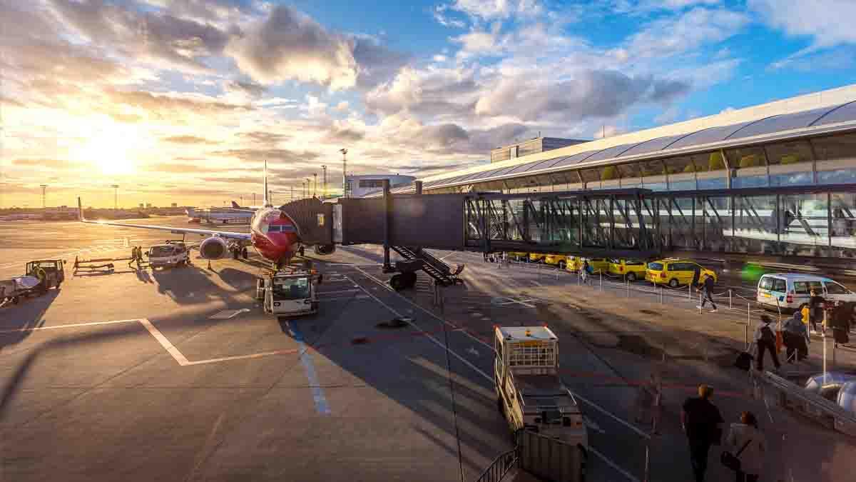 Perito en Aeropuertos. Problemas de seguridad o abusos