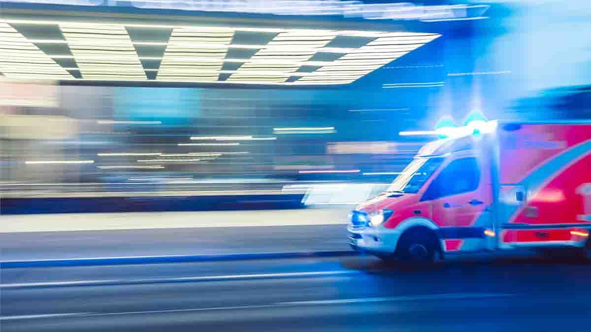 Perito en Transporte Sanitario y Ambulancias