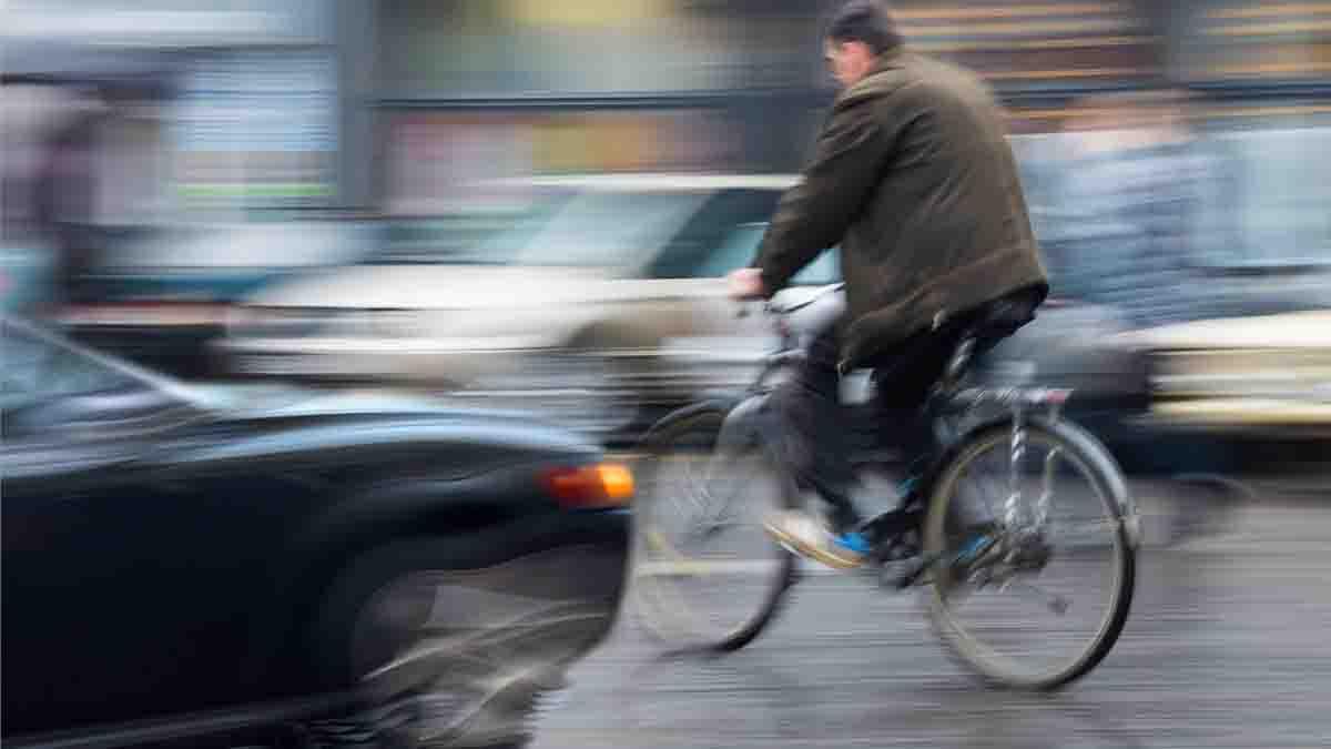 Pericial atropello ciclista. Reclamación e indemnización