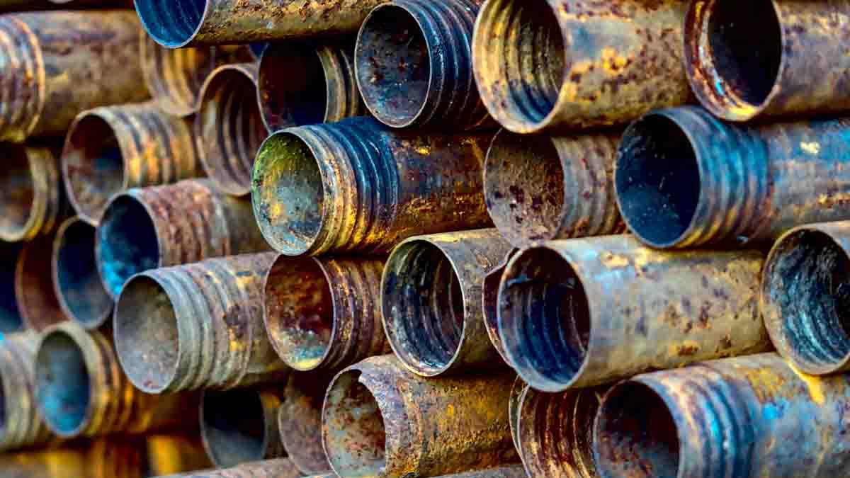 Perito en Corrosión y oxidación de hierro y metales