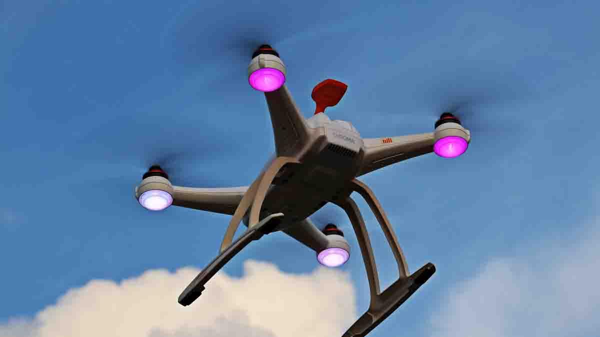 Perito en Drones: daños, siniestros, valoraciones