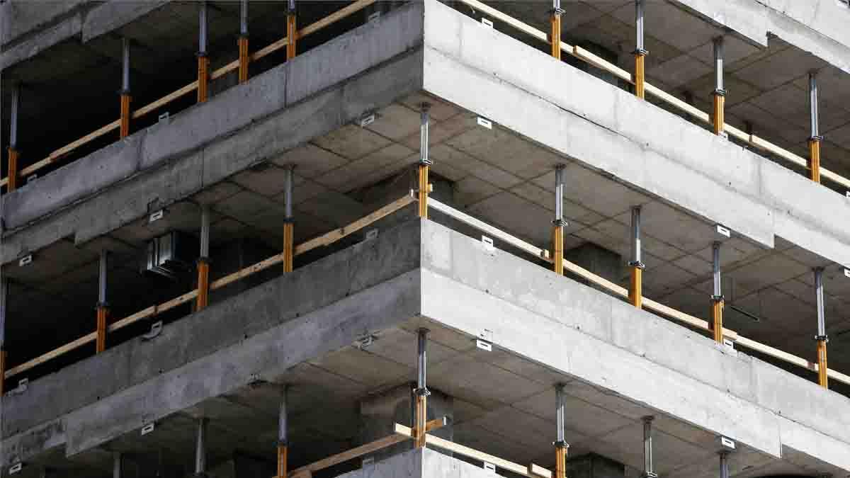 Perito Fallo Estructural en cimentación, pilar, muro o viga