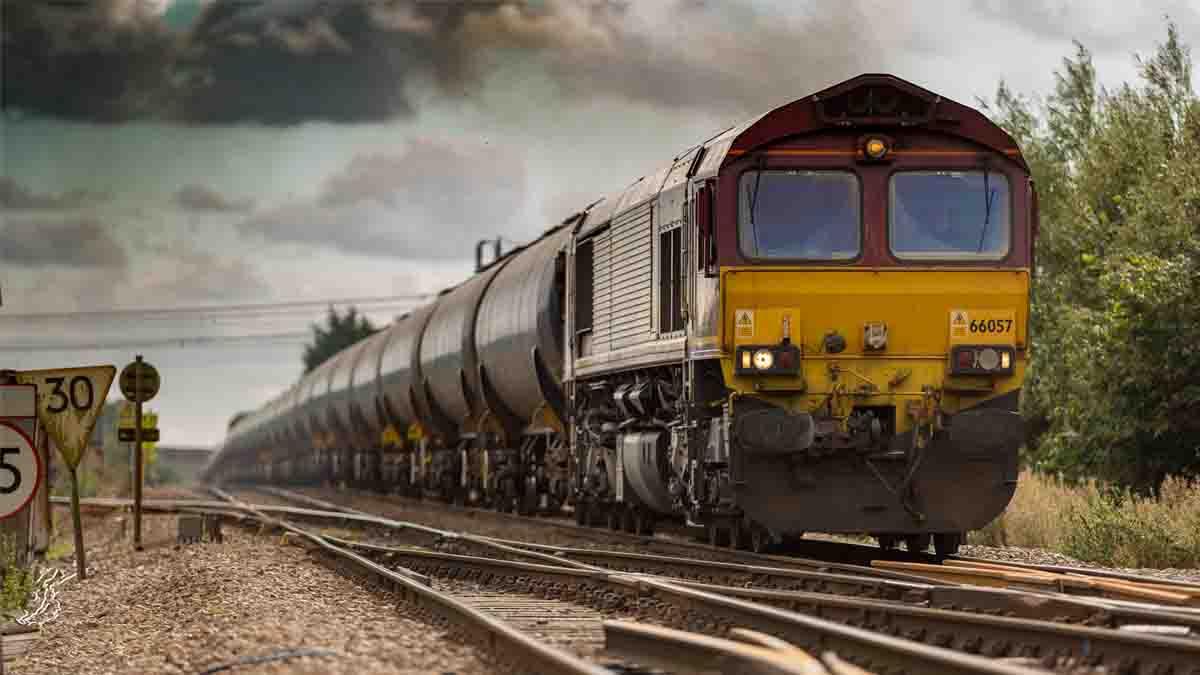 Perito en Ferrocarril y Trenes. Robo, daños y lesiones