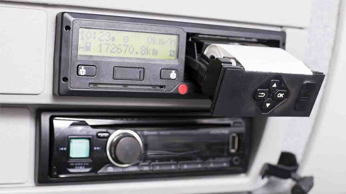 Manipular Tacógrafo Digital. Tipologías, detección y reclamación