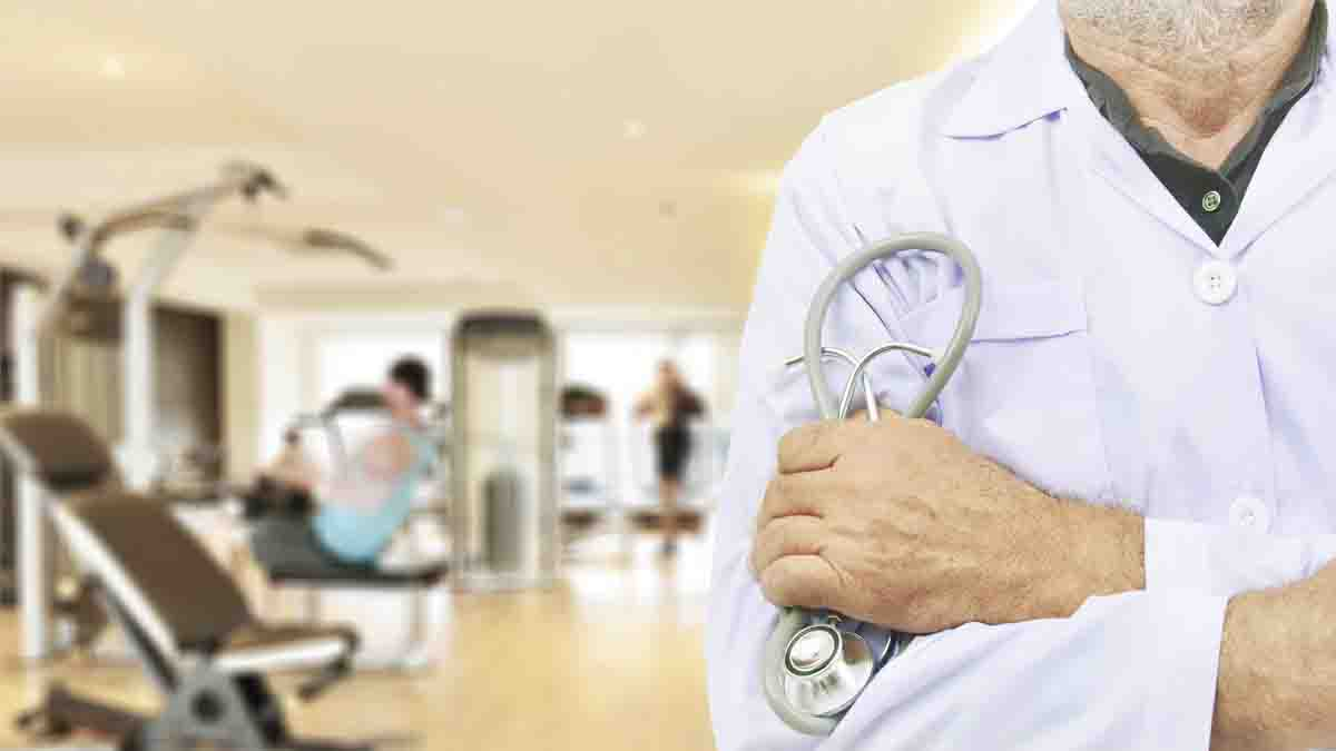 Perito en Medicina de la Educación Física y el Deporte