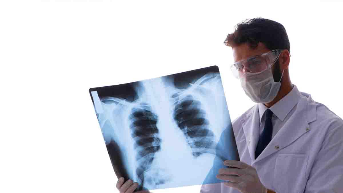 Perito en Neumología. Diagnóstico y tratamiento