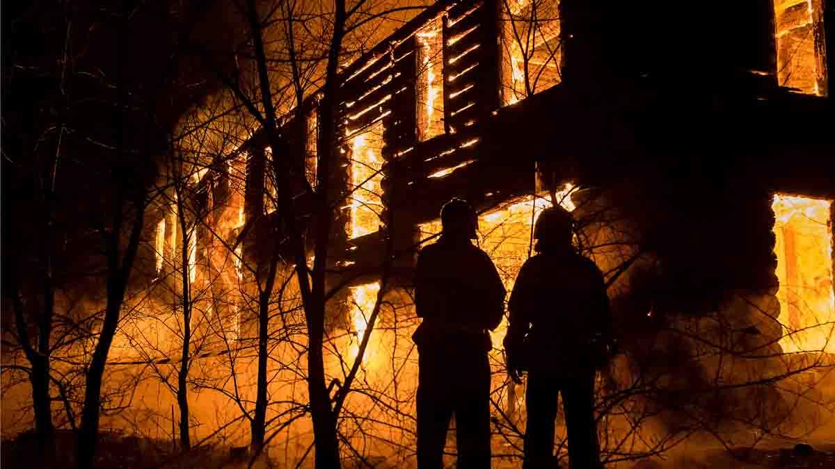 Perito de incendios. Investigación forense de incendios