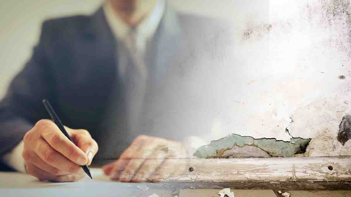 Perito en reclamaciones por obra mal ejecutada