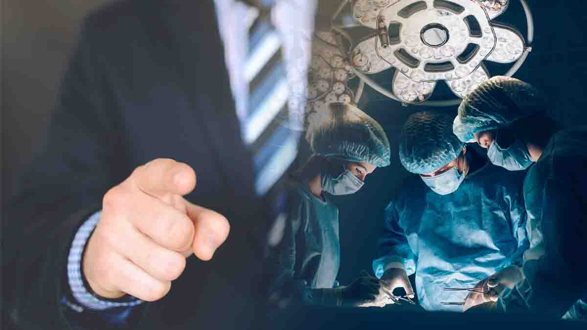 La Responsabilidad Civil Médica. ¿Es mi daño reclamable?
