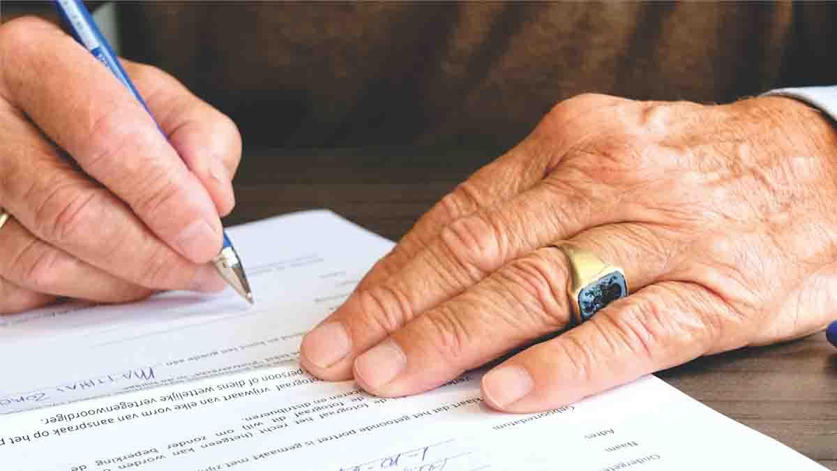 Perito en Verificación de Firma e identificación de autor